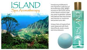 insparation aromatherapy fragrance for spas tubs and