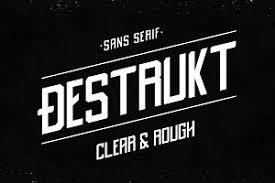 Agroable Clean & Rough Font Sans Serif Fonts Creative Market