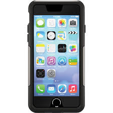 OtterBox muter iPhone 6 6s Fitted Hard Shell Case Black