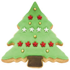 Details About Pme Cake Baking Metal Christmas Tree Cookie Shape Cutter Pack Of 2 Small Large