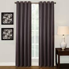 Gray Sheer Curtains Bed Bath And Beyond by Ashton Grommet Top Room Darkening Window Curtain Panel Bed Bath