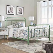 Metal Bed Full by Antique Metal Bed Ebay