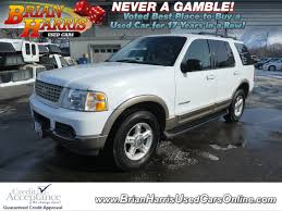 100 Harris Used Truck Parts 2002 Ford Explorer For Sale At Brian Cars VIN