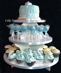 Cake Pop Cupcake Stand