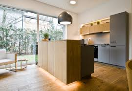 75 küchen mit hellen holzschränken ideen bilder april