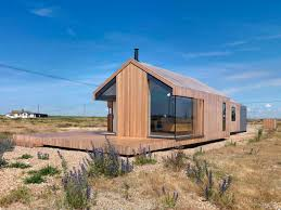 100 Rubber House Dungeness Pobble Guy Hollaway Architects ArchDaily