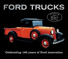 100 Ford Trucks By Year Celebrating 100 S Of Innovation Auto Editors