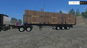 Lumber Trailer V2 | Farming Simulator Modification - FarmingMod.com Golden State Lumber Results From T880s In Delivery Service Chicago Fire Department Lumber Truck 522 Chicagoaafirecom Filelumber Truck On Highway Kalasin Thailandjpg Wikimedia Log Drives To Mill Stock Video Footage Videoblocks Driver Shortage Slows Operations At Worlds Largest Beetle Aftermath Part 2 New Forestry Skyhinewscom W L Stickel Macrafly Wooden Semi Doyle Donates To Clean River Project Thule Alinum Rack Xsporter With Trailer V2 Farming Simulator Modification Farmingmodcom