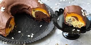 perfekter herbst kuchen rezept für gugelhupf tricolore