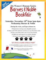 Barnes & Noble Bookfair | Women's Humane Society Gsa Barnes And Noble Book Fair Garden Of The Sahaba Academy 17 Winter Bookfair Fundraiser Scottsdale Ballet Reminder Support The Hiliners At A This Saturday Parsippany Hills High School Notices Npr Burbank Arts For All An Education Nsol Bookfair Ceo Resigns Nook Gets New Boss Tablet News Spotlight Circus Juventas Read On Tucson Family