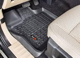 Jeep Jk Floor Mats by 1987 1995 Jeep Wrangler Rugged Ridge Floor Mats Rugged Ridge