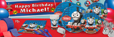 Thomas The Tank Engine Wall Decor by Sweet Server Cupcake Stand Shindigz
