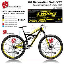 cadre velo sur mesure sticker cadre vélo complet motorskinshop