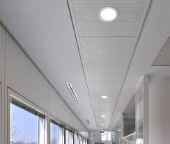 Armstrong Acoustical Ceiling Tile 704a by Suspended Metal Ceilings Sas System 130