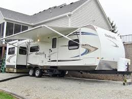 2011 Keystone Outback 295RE Used Travel Trailer For Sale By OwnerSOLD