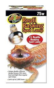 Bearded Dragon Heat Lamp Timer by Repti Basking Spot Lamp Zoo Med Laboratories Inc