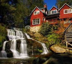 100 Water Fall House Fall Wallpaper By _lovey_ Ed Free On ZEDGE