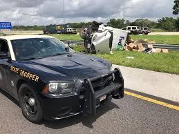 FedEx Driver, 22, Dies In Crash On Interstate 4