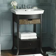 kohler archer 24 pedestal bathroom sink reviews wayfair