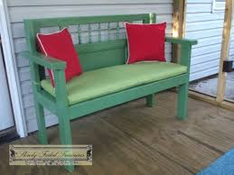 ana white headboard bench build diy projects