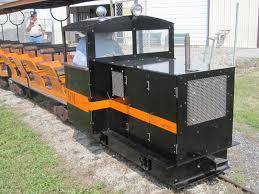 Live Steam Backyard Train 15