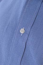 mens barneys ny blue microweave long sleeve dress shirt u2013 buck