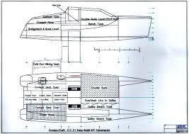plywood catamaran plans free