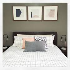 Love This Pastel Pink Grey And Marble Bedroom Kmart Hack