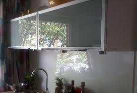 2 x ikea küche faktum avsikt hängeschrank oberschrank glas