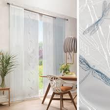 flächen gardinen für ihr wohn oder esszimmer