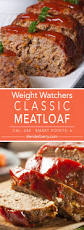 Weight Watchers Crustless Pumpkin Pie With Bisquick by The Best Skinny Meatloaf Come With Only 6 Weight Watchers Smart