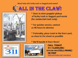 Waste Management Christmas Tree Pickup Orange County by Carlsbad Nm