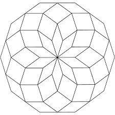 Free Printable Mandala Design Coloring Pages