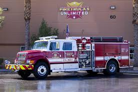 Firetrucks Unlimited (firetrucksunltd) On Pinterest
