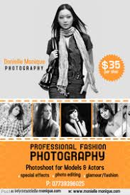 Photography Business Flyer Template Workshop Poster