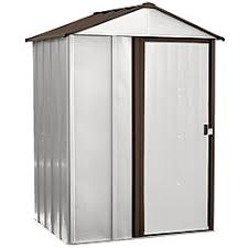 Arrow Woodridge Steel Storage Sheds by Sheds U0026 Storage Buildings Steel Sears