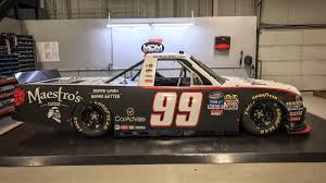 100 Jayski Trucks Wallace Jr Returns To Truck Action With MDM At MIS