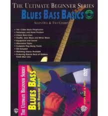 Get Quotations Ultimate Beginner Blues Bass Basics Mega Pak Book CD DVD
