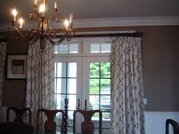Dining Room Curtains Home In Ma Traditional Formal Ideas