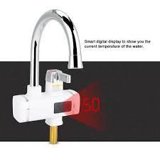 Elektrischer Wasserhahn Durchlauferhitzer 3000w Armatur Elektrisch Wasserhahn Sofort Heizung Durchlauferhitzer