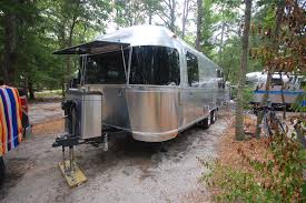 100 2011 Airstream Ongoing Travels Jersey Shore Haven Campground