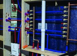 Efficient Plumbing Supply Layouts