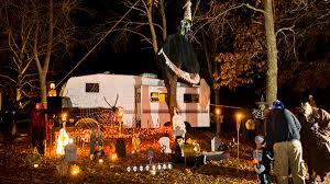 Halloween City Dalton Ga by Halloween Campsite Decorating Contest U0026 Trick Or Treating