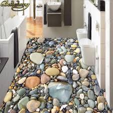 beibehang moderne aufkleber 3d boden malerei badezimmer wand hd farbe natürliche stein nicht slip wasserdicht verdickt pvc tapete