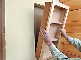 Kohler Verdera Recessed Medicine Cabinet by How To Recess A Medicine Cabinet With Kohler Verdera 24 In W X 30