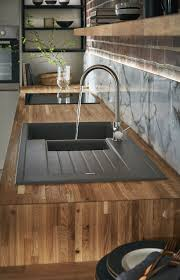 25 Best Black Kitchen Sink Design Ideas To Inspire You