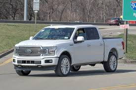 2019 Ford F-150 Limited Spied With An Updated Rear End » AutoGuide ... 2015 Ford F150 Xl Vs Xlt Trims 2010 Reviews And Rating Motor Trend 2018 Models Prices Mileage Specs Photos 2012 Test Drive Truck Review Youtube Stockpiles Bestselling Trucks To Test New Transmission New 2009 The Amazing History Of The Iconic Fords Trucks Are Under Invesgation For Brake Failure Fortune 2017 Lifted Laird Noller Auto Group Hybrid Will Use Portable Power As A Selling Point First 2016 Roush Sc