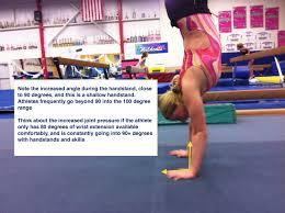 Traveling Handstands October 2014 by Wrist Pain In Gymnastics Understanding Contributing Factors And