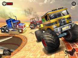 Tractor Demolition Derby: Crash Truck Wars For Android - APK Download