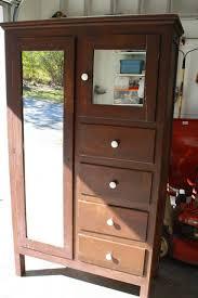 Gallery of Antique Cedar Wardrobe Closet Viewing 4 of 20